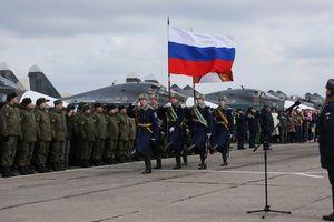 Quân Nga tham gia cuộc nội chiến Syria để có 'kinh nghiệm chiến trận'