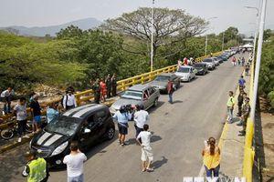 Colombia đề nghị LHQ hỗ trợ đối phó làn sóng di cư từ Venezuela