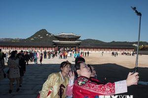 Trung Quốc cho phép một số công ty mở tour ghép đoàn tới Hàn Quốc
