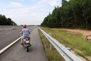 Gấp rút thông xe cao tốc Đà Nẵng-Quảng Ngãi: Liệu có đảm bảo ATGT?
