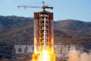 Triều Tiên có vẻ đã dừng tháo dỡ bãi thử nghiệm động cơ tên lửa