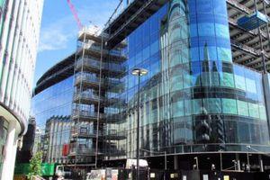 Goldman Sachs bán trụ sở châu Âu còn chưa hoàn thiện