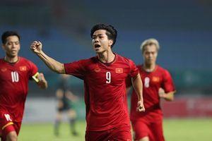 Công Phượng ghi bàn thắng lịch sử, U23 Việt Nam nghẹt thở vào tứ kết ASIAD