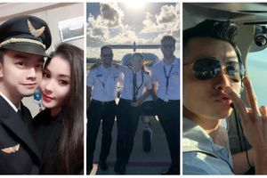 Loạt sao Việt bỏ showbiz đi làm phi công giờ ra sao?