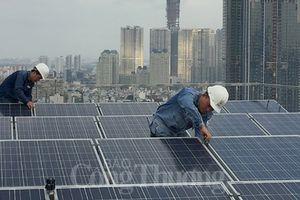Phát triển điện mặt trời cần sự vào cuộc của nhiều bộ ngành