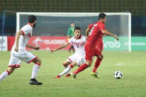 Olympic Việt Nam 1 - 0 Olympic Bahrain, Công Phượng lập công, viết trang sử mới tại ASIAD