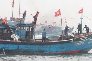 2 ngư dân đi đánh cá trên biển bị mất tích