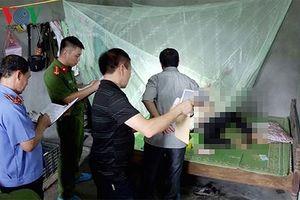 Người phụ nữ chết trong căn nhà bị phá khóa, đồ đạc xáo trộn