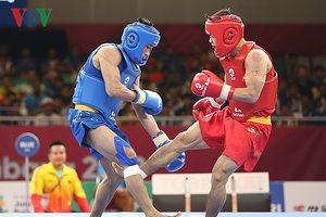 Wushu thua chung kết tán thủ, Việt Nam vẫn chưa có HCV ở ASIAD 2018