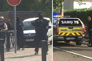 Tấn công bằng dao ở ngoại ô Paris (Pháp) khiến 3 người thương vong
