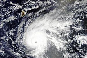 Máy bay và tàu chiến Mỹ rời Hawaii để tránh bão Lane