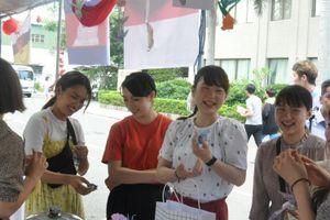 300 sinh viên quốc tế tham gia Ngày hội văn hóa tại Đà Nẵng