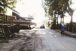 Vi phạm hành lang tỉnh lộ 423, đoạn qua xã An Thượng (Hoài Đức): Cần xử lý dứt điểm