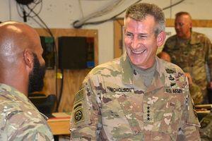 Tướng Mỹ John Nicholson: Afghanistan đứng trước cơ hội hòa bình chưa từng có