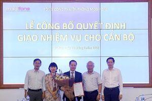 Ông Nguyễn Đăng Nguyên được giao phụ trách Tổng giám đốc MobiFone