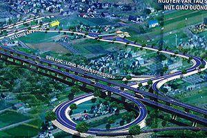Cao tốc Bến Lức-Long Thành chậm tiến độ do vướng mặt bằng
