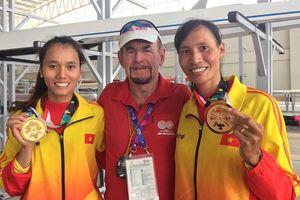 Joseph Donnelly - người thầy đặc biệt của đua thuyền Việt Nam