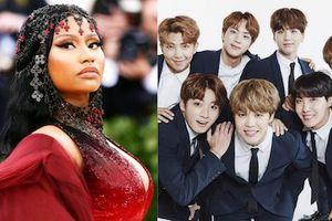 BTS xác nhận hợp tác với Nicki Minaj trong ca khúc chủ đề mới