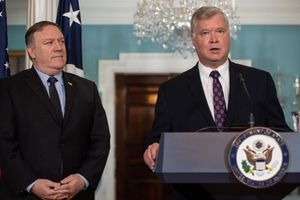 Đặc phái viên 'mới toanh' sắp tháp tùng Ngoại trưởng Mỹ công du Triều Tiên