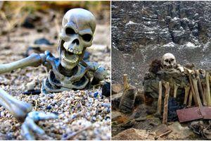 Khám phá bí ẩn hồ xương người Roopkund ở Ấn Độ
