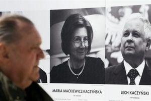 Ba Lan lật lại điều tra tai nạn máy bay ở Nga