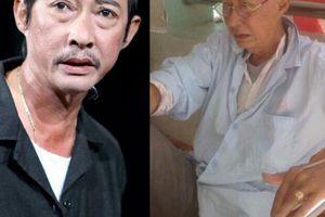 Cuộc đời vất vả, buồn phiền của nghệ sĩ Lê Bình trước khi bị ung thư phổi