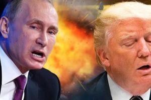 Putin 'nổi giận' vì đòn trừng phạt phi lý của Mỹ