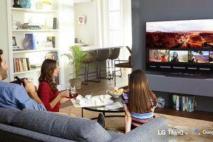 LG tích hợp Trợ lý ảo Google Assistant vào TV thông minh