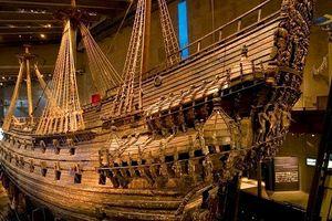 Vụ chìm tàu chiến chấn động lịch sử hồi thế kỷ 17