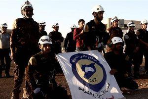 Nhóm 'Mũ trắng' hợp tác với khủng bố để tạo ra cuộc tấn công ở Idlib?