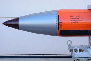 Mỹ công bố video thử nghiệm B61: 'Kẻ hủy diệt' nguy hiểm nhất trong kho vũ khí
