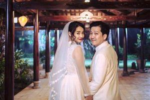 Đây chính là váy cưới Nhã Phương sẽ mặc trong đám cưới với Trường Giang?