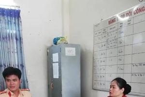 'Quý bà' ở Vũng Tàu lăng mạ CSGT sau khi đi chùa về