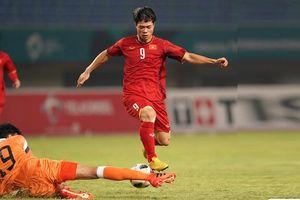 Xem lại màn trình diễn của Công Phượng trong trận thắng Olympic Bahrain