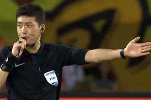 Trọng tài Trung Quốc đúng hay sai khi từ chối bàn thắng của Olympic Bahrain?