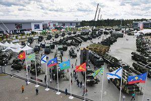 Nga khoe hệ thống quân sự tối tân tại Army 2018
