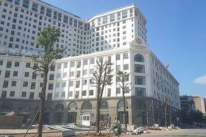Thanh tra công trình hoành tráng bậc nhất Bắc Ninh 'phớt lờ' PCCC