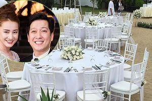 Lễ đính hôn giản dị mà sang trọng của Trường Giang - Nhã Phương