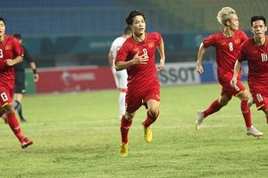 U23 Việt Nam: Nhọc nhưng hãy cứ 'bay' cùng Công Phượng