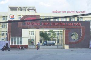 7 học sinh lệch điểm sau phúc khảo ở Thanh Hóa