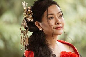 Giám đốc sản xuất Trần Uyên Phương: 'Bữa cơm là món quà để gia đình gắn kết yêu thương'