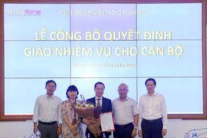 Ông Nguyễn Đăng Nguyên được giao nhiệm vụ điều hành MobiFone