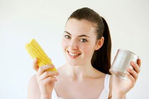 Đẹp da và giữ eo nhờ ăn ngô buổi sáng