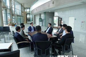 Mỹ xem xét Hàn Quốc cung cấp vật tư cho Văn phòng liên lạc liên Triều