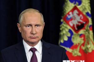 Tổng thống Nga Vladimir Putin có kế hoạch thăm Saudi Arabia