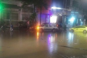 Gia Lai: Mưa lớn nước dâng cao, người dân thiệt hại hàng chục tỷ đồng