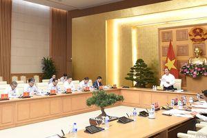 Thủ tướng: 'Chính phủ sẽ không để xảy ra cú sốc với nền kinh tế'