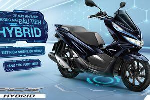Chính thức ra mắt Honda PCX Hybrid tại Việt Nam