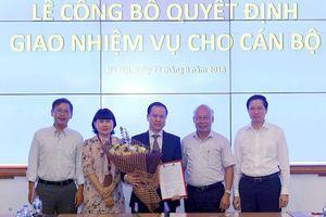 Ông Nguyễn Đăng Nguyên được giao phụ trách chức vụ Tổng giám đốc MobiFone