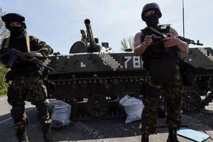 Quân Ukraine hứng tổn thất nặng khi tấn công vào Donbass